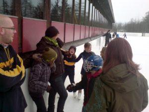 Eisbahn 10.1.09